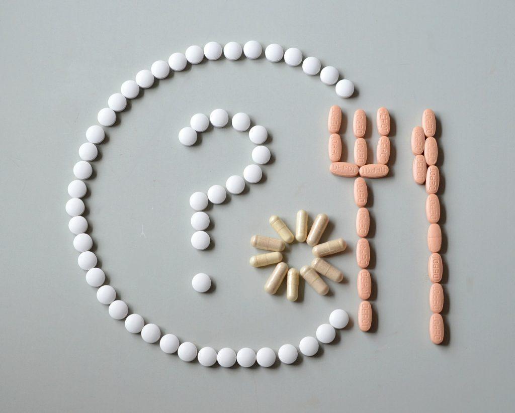 pastillas pregunta